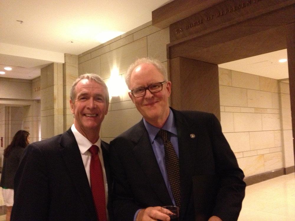 Jeff Braden & John Lithgow