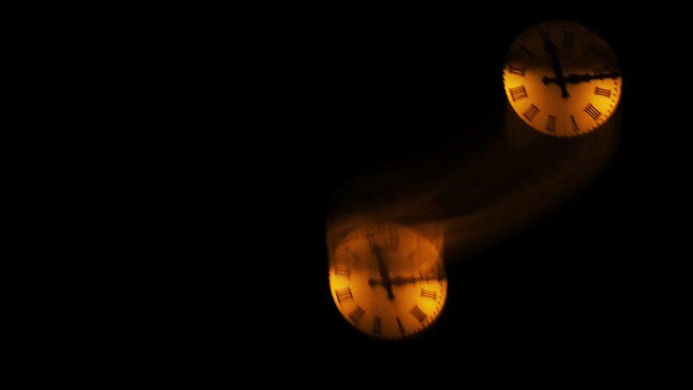 Clocks.