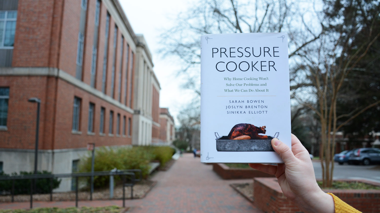 "cover of ""Pressure Cooker"" book"