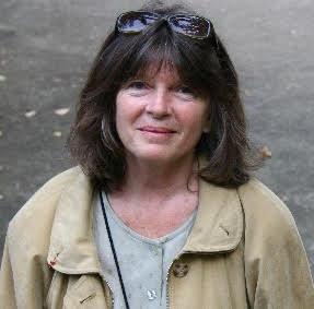 headshot of Dorianne Laux