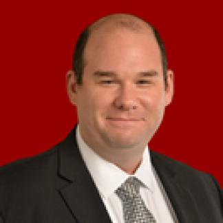 Headshot of Bruce McDonald