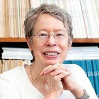 Headshot of Carolyn Miller
