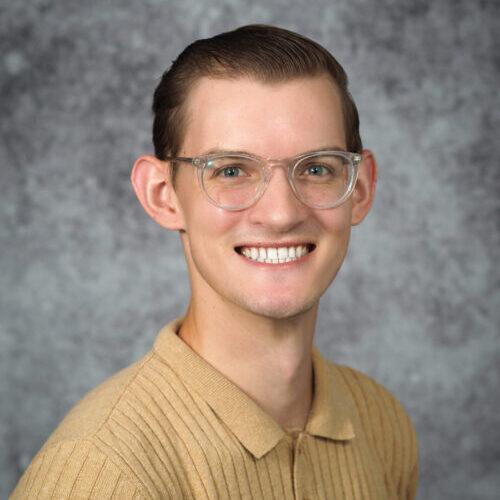 Headshot of Michael Chapman
