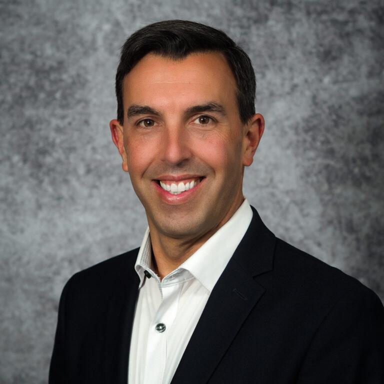 Headshot of Mike Charbonneau