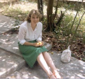 Headshot of Cheryl Block