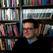 Headshot of Christopher Crosbie