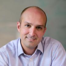 Headshot of Christopher Galik
