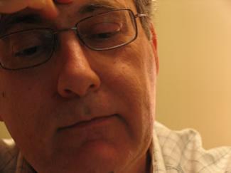 Headshot of David Covington