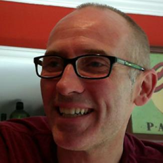 Headshot of David Rieder