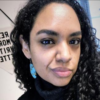Headshot of Ebony Jones