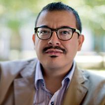 Headshot of Eduardo Corral