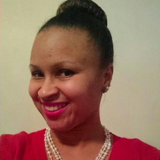 Headshot of Felicia Crawford