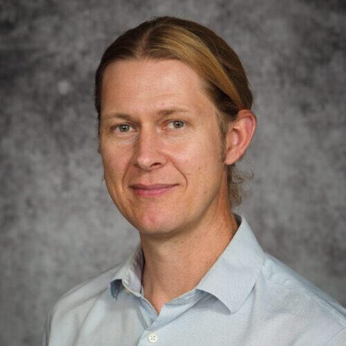 Headshot of Paul Fyfe
