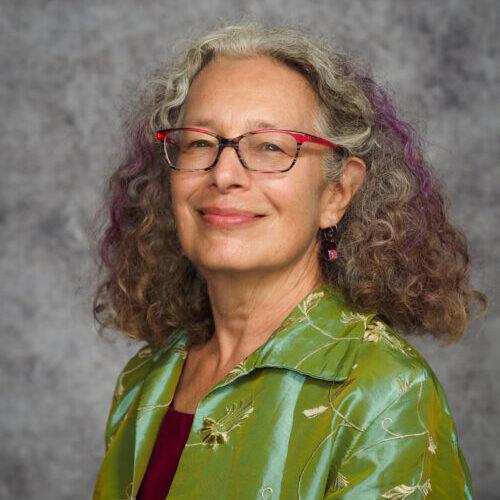 Headshot of Amy Halberstadt