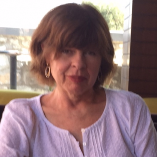 headshot of Helen Perros