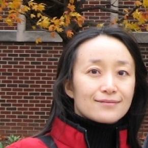 Headshot of Huiling Ding