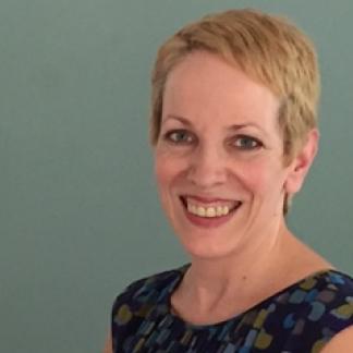 Headshot of Ingrid Hoffius