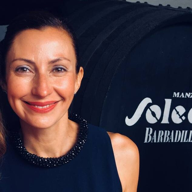 Headshot of Inma Navarro