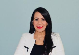 headshot of Isabel Rios