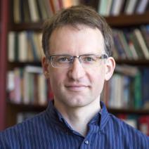 Headshot of Jeff Mielke