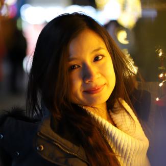 Headshot of Jenny Tiet