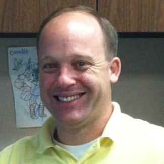 Headshot of Karl Jicha