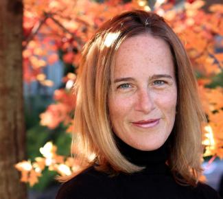 Headshot of Katherine Mellen Charron
