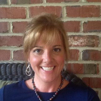 headshot of Kathy Kasprzak Rinehart