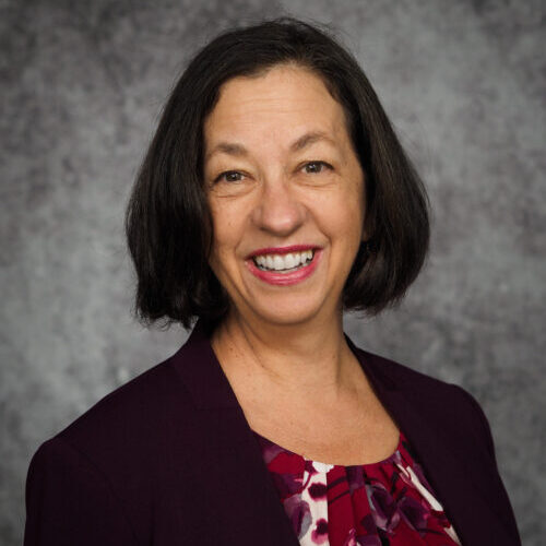 Headshot of Marianne Latz