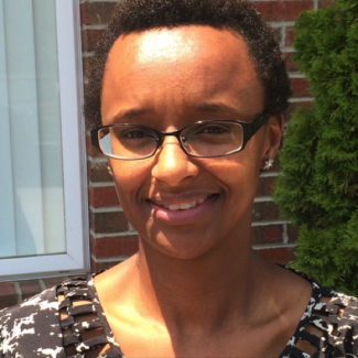 Headshot of Lynda Nyota