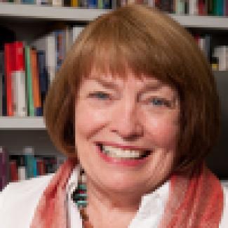 Headshot of Margaret Zahn