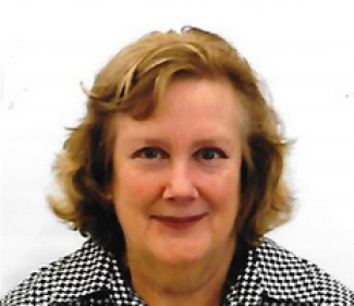 headshot of Mary Morrison Morris