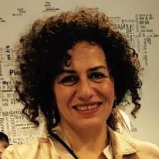 Headshot of Maryam Mohaghegh