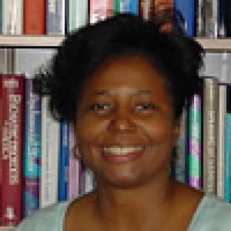 Headshot of Maxine Thompson