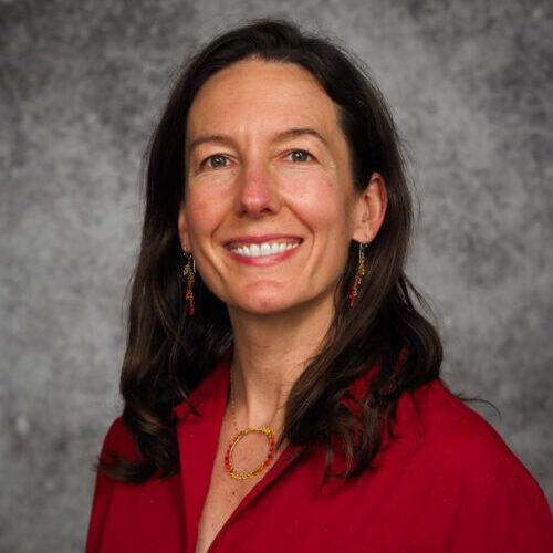 Headshot of Anne McLaughlin