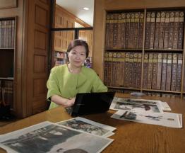 Headshot of Mi Gyung Kim