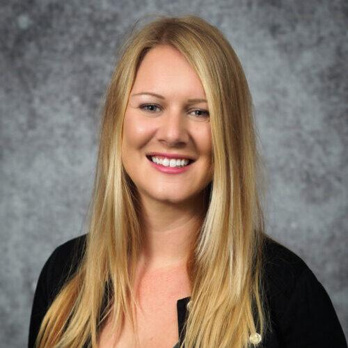 Headshot of Katherine Morel