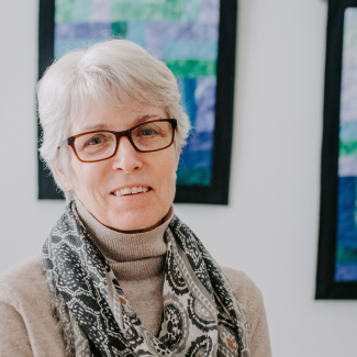 Headshot of Nancy Penrose