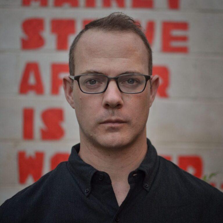 Headshot of Nick Taylor