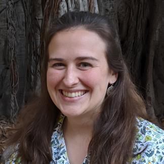 Headshot of Nicole Welk-Joerger