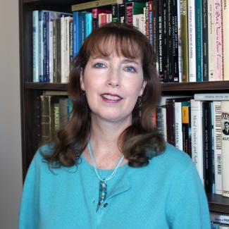 Headshot of Rebecca Spring
