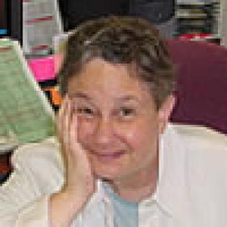 Headshot of Risa Ellovich