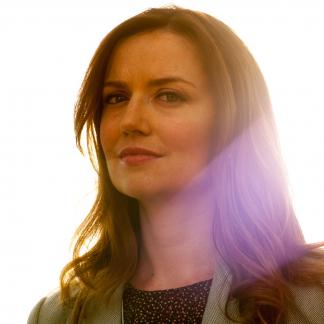 Headshot of Sarah Desmaris