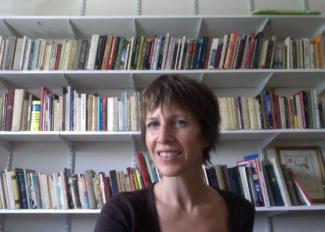 Headshot of Shelley Garrigan