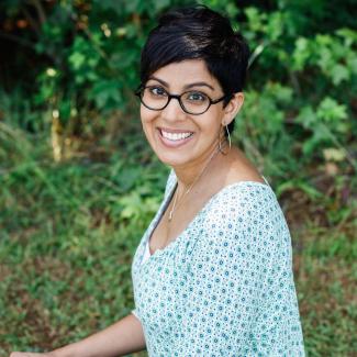 Headshot of Sujata Mody
