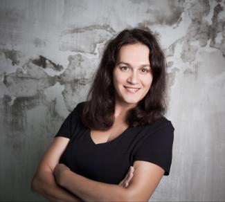Headshot of Verena Kasper-Marienberg