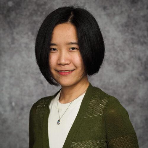 Headshot of Yingchen He