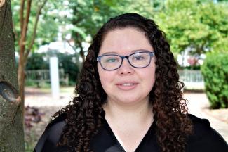 Headshot of Alison Rodriguez
