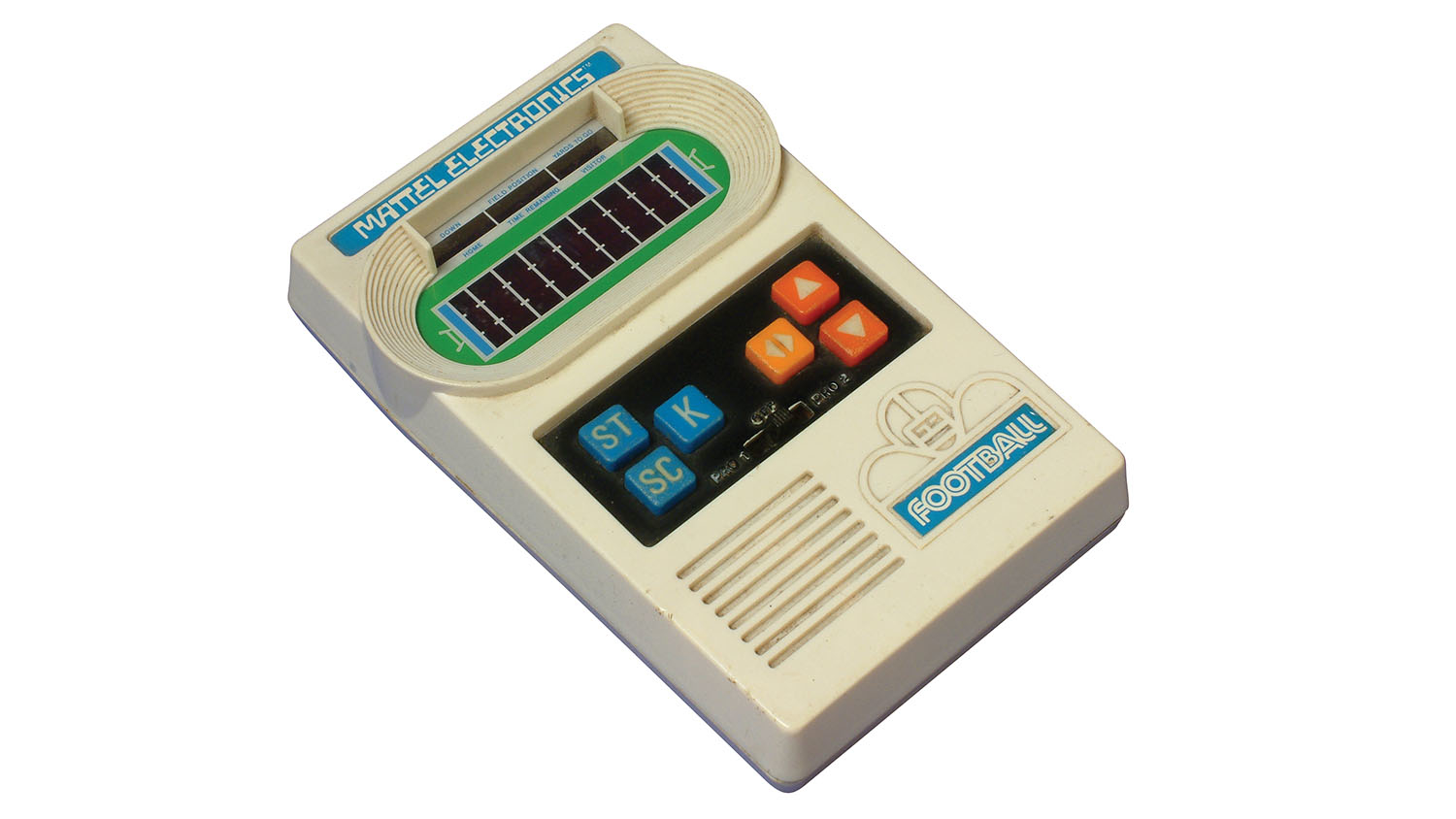 early handheld electronic game from Mattel