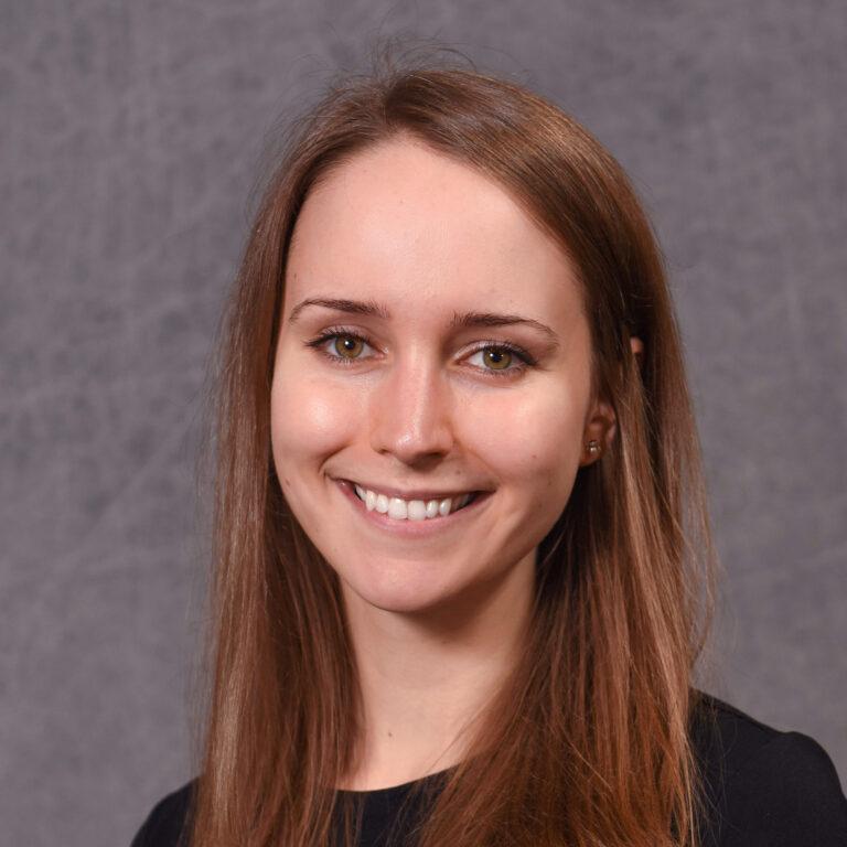 headshot of Annika Wilcox